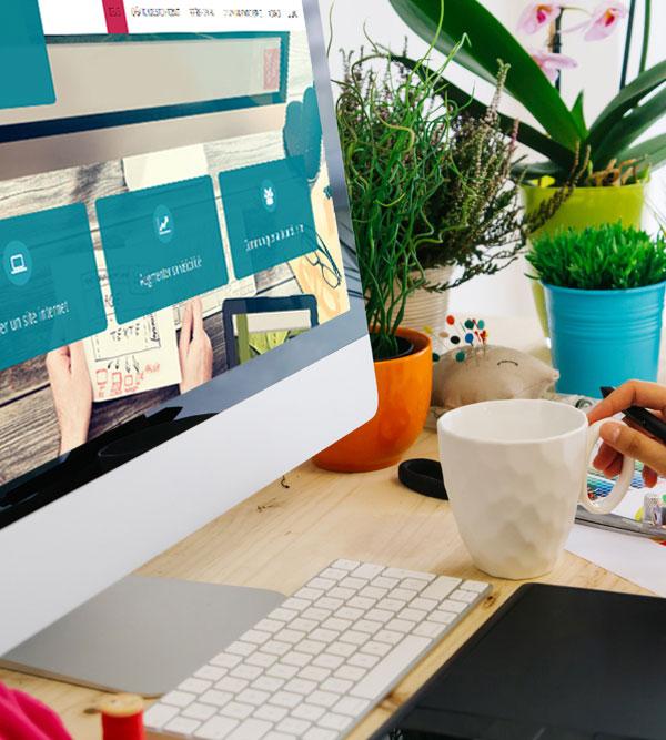Webmaster - Création de site internet